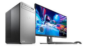 Dell XPS 8910 Desktop Computer - Intel Core i7 (6th Gen) i7-6700