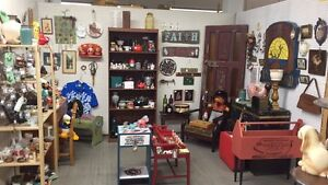 Antiques, Vintage and More