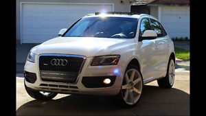 2011 Audi Q5 Premium Plus Quattro Remote Start Winter Tires