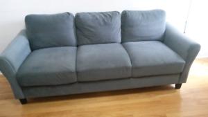 Lifestyle solution sofa/ divan canapé 3 places