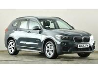 2017 BMW X1 sDrive 18d SE 5dr Estate diesel Manual