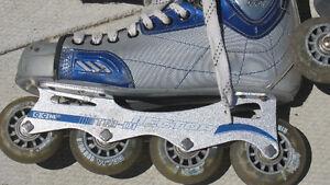 CCM Vector PF2 inline hockey skates Peterborough Peterborough Area image 4