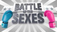 Battle of the Sexes Challenge