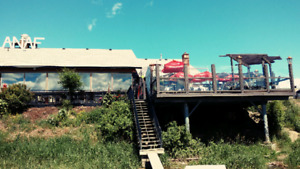 Licensed Waterfront Restaurant for sale