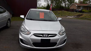 2012 Hyundai Accent Hatchback GLS all equipped