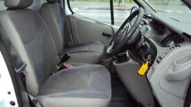 2007 Vauxhall Vivaro fitted with Versalift ET26 NE XS Roatating Access Platform