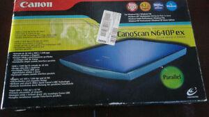 Canon cano-scan