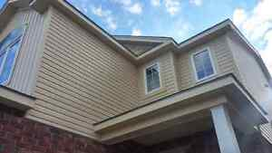 Gutter cleaning and leaf guard installations Kitchener / Waterloo Kitchener Area image 8