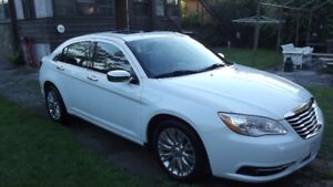 2012 Chrysler 200 - Accident Free