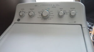 Washing machine and the dryer GE, almost new