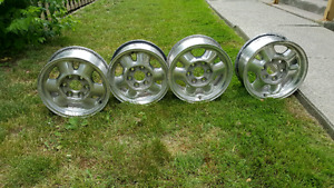 Gm/chevy Rims