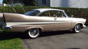 Plymouth Belvedere 1957 ( Christine )