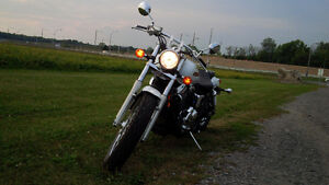 Honda shadow spirit 2002