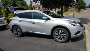 2016 Nissan Murano Platinum AWD, LOADED with Extras
