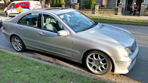 REDUCED - 2001 Mercedes-Benz C-Class BRABUS C3.8S Sedan