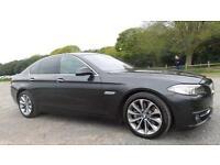 2013 63 BMW 5 SERIES 2.0 525D MODERN 4D AUTO 215 BHP DIESEL