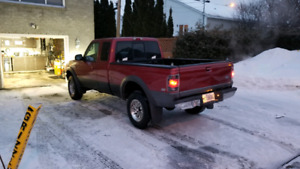 1998 Ford Ranger 4x4 4.0L Automatic