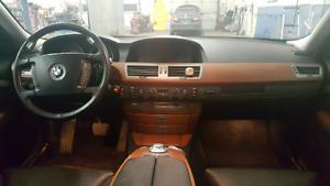 BMW 745i  2002