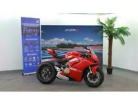 2018 Ducati PANIGALE V4 Petrol Manual