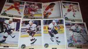 92 Classic hockey card set