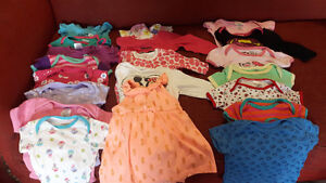 Girl's Clothes 6-12 months