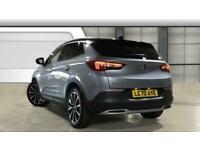 2020 Vauxhall Grandland X 1.6 13.2kWh SRi Nav Auto 4WD (s/s) 5dr Hybrid4 SUV Pet