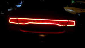 2011-2014 Dodge Charger centre trunk lid LED tail light