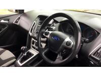 2012 Ford Focus 1.6 TDCi 115 Zetec 5dr Manual Diesel Hatchback