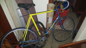 Road bike Gardin project 63cm all there