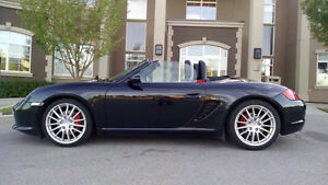 2008 Porsche Boxster S Turbo - 430HP. Fast & Heavily Optioned.