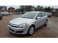 2006 Vauxhall Astra 16v AUTOMATIC Design 12 MOT Low Miles Bargain