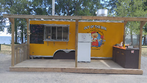 Food Truck/Trailer/Concession Trailer, For Sale! Fully Loaded!