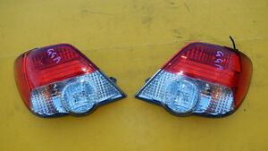 JDM Subaru Impreza WRX STi WAGON Tail Lights 2004-2007 Tail Lamp