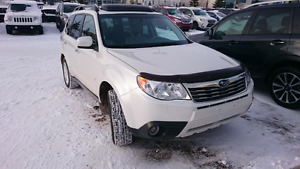 2010 Subaru Forester Limited SUV, Crossover