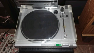 Sony PS LX4 direct drive turntable