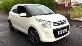 2015 Citroen C1 1.0 VTi Flair 3dr Manual Petrol Hatchback