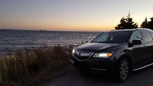 2015 Acura MDX SUV, Crossover lease takeover