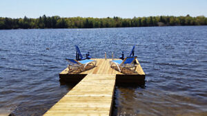 Take a Week Off Your Busy Life - cottage rental muskoka