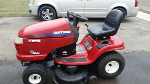 Craftsman YT3000 LE Lawn Tractor