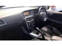 2017 Volvo V40 D4 R-Design Nav Plus Manual W. Manual Diesel Hatchback