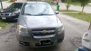 2009 chevy aveo 3000 or best offer