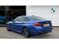 2018 BMW 4 Series 440i M Sport 5dr Auto [Professional Media] Petrol Hatchback Ha