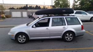 Roofbox for Rent