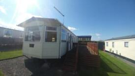 Static caravan for sale at Ocean Heights nr New Quay West Wales