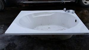 bain Crane pour podium