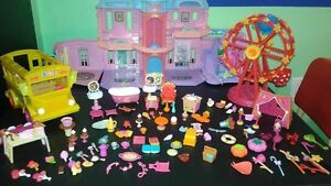 Large Lalaloopsy Collection
