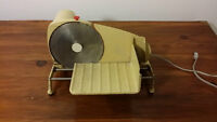 Vintage Meat/cold Cut/cheese Electric Slicer  -