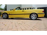 Bmw E36 M3 Dakar Yellow!!!