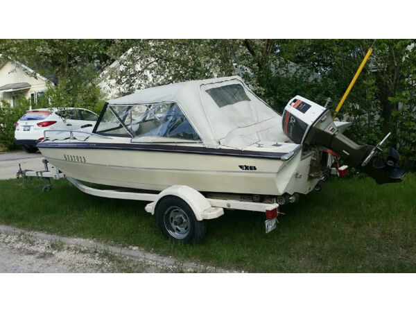 Used 1971 Other Tri-Hull with Johnson motor