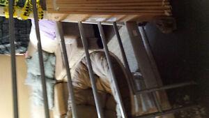 Ikea Twin metal bed frame